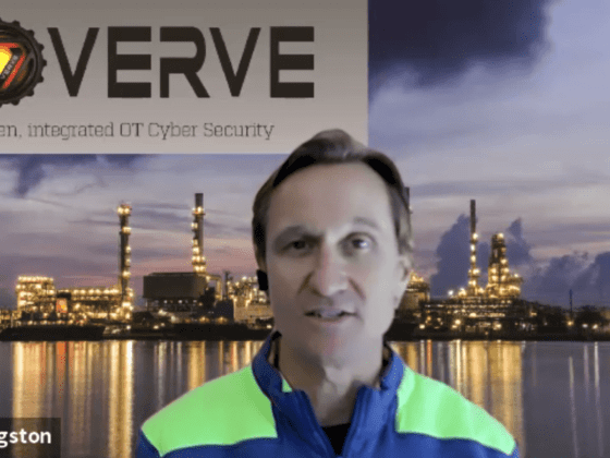 Verve Industrial CEO John Livingston discusses increasing industrial cybersecurity threat